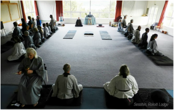 Intensive Zen Meditation Sesshin Retreat Canterbury