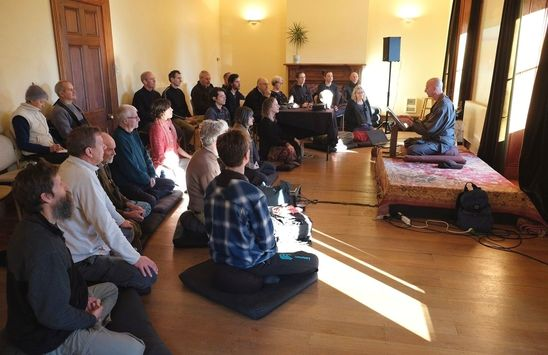 Weekend Zen Buddhist workshop July 2017. Nelson, NZ